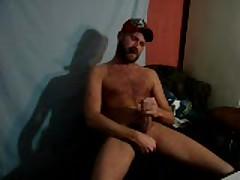 Adam Clifford Smoking A Cigar