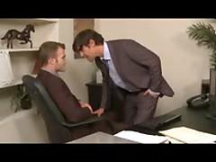 Office Sex Gay Porn