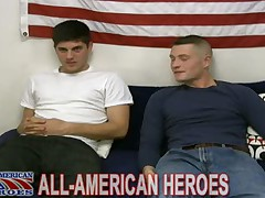 Sailor Griffin And Staff Sergeant John
