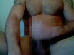 Cage Fighter Naked Ass Cum Cock