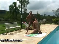 Andre And Ricardo Hispanic Homo Screw And Bj Weiner Three By GayLatinoPass