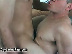 Alberto And Daniel Homosexual Screw And Fellatio Penetrator 1 By GayLatinoPass