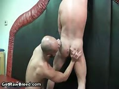 Igor Lucas And Chris Khol Closup Queer Ass Fuck Screw 3 By GetRawBreed