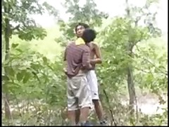 Boy Scouts Outdoor Fuck