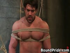 Brenn And Chad In Extreme Queer Fetish And Torture 17 By BoundPride
