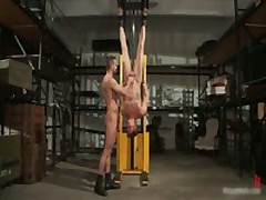 Phenix And Trent In Very Extreme Gay Porn Bondage 7 By BoundPride