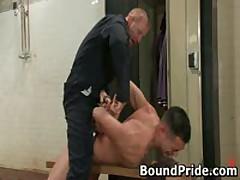 Brenn And Emanuel Having Extreme Gay Bondage Porn 5 By BoundPride