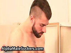 Hot Homosexual Hard Core Suck And Fuck 17 By AlphaMaleSuckers