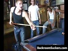 The Boys Go For A Gay Raunch In The 'Back Room' 1 By BackRoomSuckers