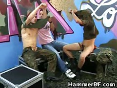 Hot Teens In Extreme Hardcore Bareback Fucking Clips 7 By HammerBF