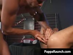 Extreme Queer Hard Core Stinker Making Out Fisting Clip Three By PappaRaunch