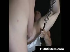 Travis Hollister And Buck Shafter Extreme Gay Fisting 5 By HDKfisters