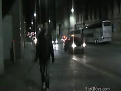 Handjob - Street Boy Artus Kopal