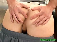 Steamy Athletic Cory Takes It From Behind 6 By Nicejocks