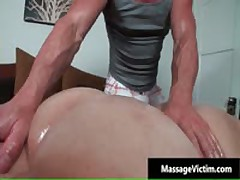 Lucky Dude Gets Amazing Gay Massage With Toy 3 By MassageVictim