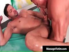 Horny Free Gay Massage Porn 8 By MassageVictim