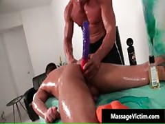 Horny Free Gay Massage Porn 4 By MassageVictim