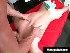 Dude Gets Super Hot Gay Massage And Gets A Hardon 3 By MassageVictim