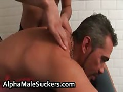 Hot Homo Hard Core Fucked And Sucked 41 By AlphaMaleSuckers