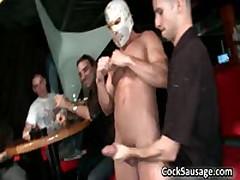 Hot Cock Sucking Party Sausgage 7 By CockSausage