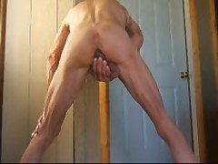 Bareback Anal Piss And Pumped Cock