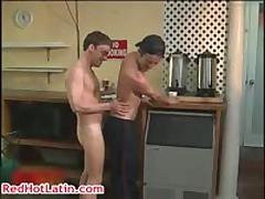 Scott Mann, Erik Mann, Ryan Foxx And Nino Gay Porn Threesome 4 RedHotLatin