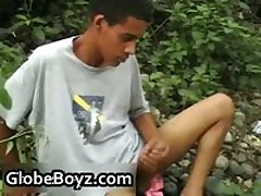Super Hot Teenage Queer Dudes Making Out, Sucking, Pulling 38 By GlobeBoyz