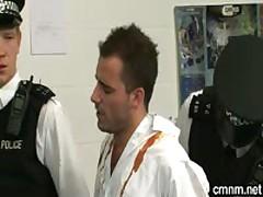 Hot Prisoner Stripped
