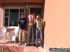 Fresh Hetero School Dudes Get Queer Hazing 18 By GotHazed