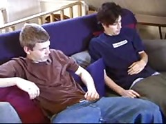 Two Horny Boys