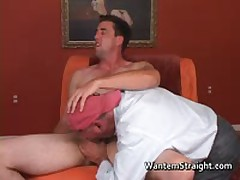 Amazing Heterosexual Dudes In Gay Sex Action Videos 5 By WantEmStraight