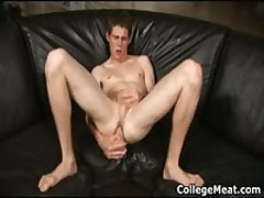 Ryan Dielh Busting His Horny School Penetrator Hard And Shoots His Semen All Over Four By CollegeMeat