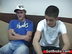 Alec & Shane Fucking And Sucking Free Gay Porn 1 By GotBroke