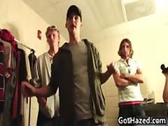 Fresh Straight College Guys Get Gay Hazed 17 By GotHazed