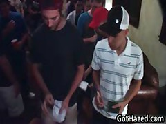 Fresh Straight College Guys Get Gay Hazing 30 By GotHazed