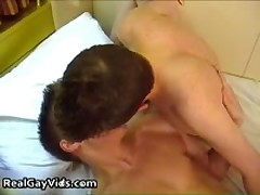 Lucky Bro Getting His Butt Barebacked 4 By RealGayVids