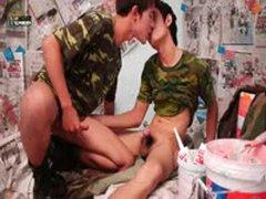 Uniform Gay Porn