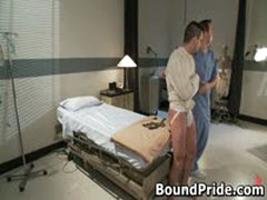 Jason Penix Gets His Fine Ass Examined By Doktor 2 By BoundPride