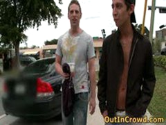 Hot Gays Public Sucking And Anus Fucking 2 By OutInCrowd