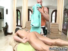Super Sexy Guy Gets Fine Body Massages 11 By GotRub