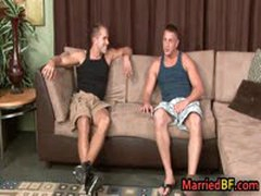 A Married Man In His First Gay Ass Fuck 4 By MarriedBF
