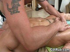 Super Sexy Guy Gets Fine Body Massages 12 By GotRub