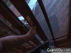 Cameron In Hardcore Gay Ass Fucking Action 1 By GotHimOut