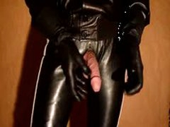 Leather Gay Porn