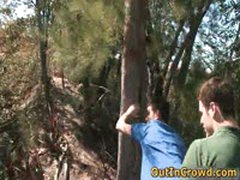 Horny Gays Have Some Outdoor Fuck 4 By Outincrowd