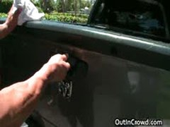 Gay Fucking And Sucking In A Truck 7 By OutInCrowd