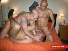 Chubby Fucked By 2 Daddies
