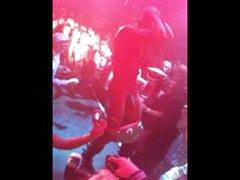 Dirtysuper Stripping At Lovebox