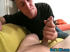 Bro Riding Gay Boner On Old Lounge 1 By GotExBF
