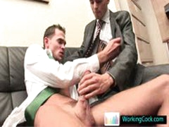 When The Boss Is Away They Go Play By Workingcock